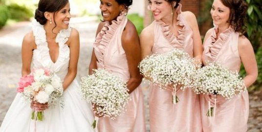 Top 25 Wedding-Planning Tips from Real Couples
